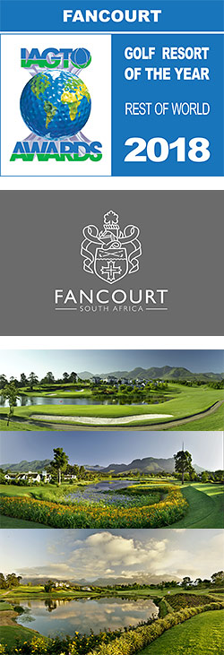 Fancourt Wins IAGTO's Golf Resort of the Year Award