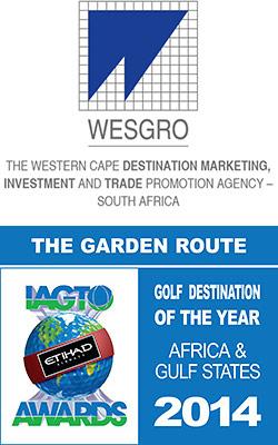 Garden Route wins Award for Best International Golfing Destination