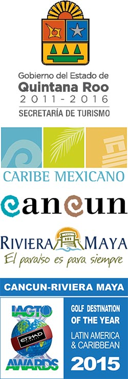 Cancun-Riviera Maya is the Golf Destination of the Year for Latin America & the Caribbean
