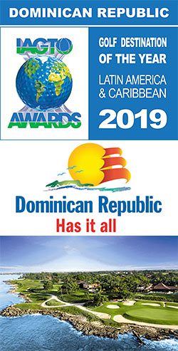 Dominican Republic Named Latin America and Caribbean's Best Golf Destination 2019
