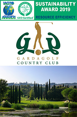 Gardagolf Country Club wins IAGTO Sustainability Award