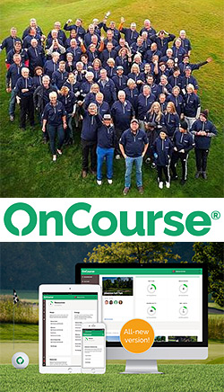 Are you OnCourse? For better golf, better business and better future