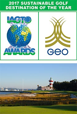 Hilton Head Island Area Receives First International Sustainable Golf Destination Award