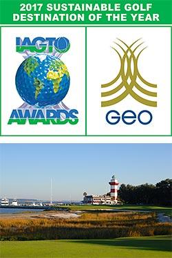 Hilton Head Island Area Receives First International Sustainable Golf Destination Award