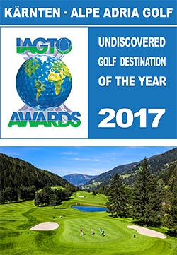 Golf from the south side of the Alps to the Adriatic - Undiscovered Destination of the Year