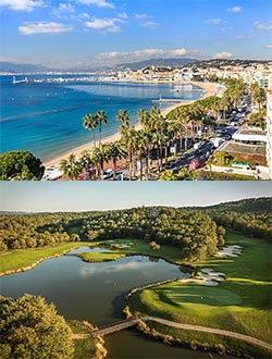 Cannes to showcase its glamorous golf attractions during 20th edition of IGTM
