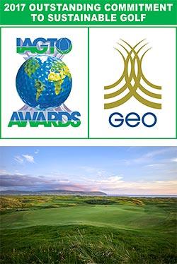 Machrihanish Dunes Golf Club named IAGTO Sustainability Award Winner