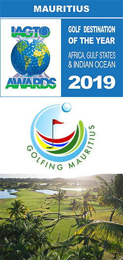 Mauritius wins IAGTO Golf Destination of the Year for Africa, Indian Ocean and the Gulf States