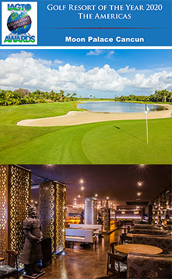 Moon Palace Cancun named 2020 IAGTO Golf Resort of the Year for The Americas