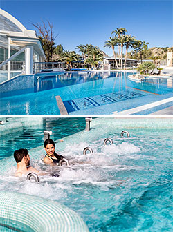 Costa Calida's natural spa gains safe award