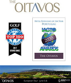 The Oitavos Hotel proud recipient of IAGTO's Hotel Experience of the Year Award for Portugal!