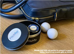 Pitchfix, the leading name in golf gifts is now serving the golf travel, tourism & events industry.