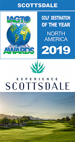Scottsdale Selected IAGTO North American Golf Destination of the Year