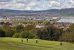 Born-again Belfast is just capital for a Northern Ireland golf break